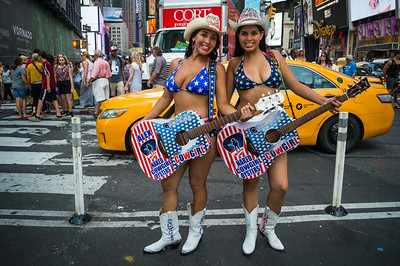 The Naked Cowgirls