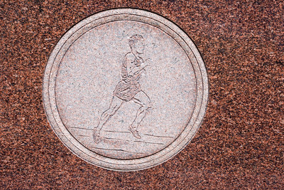 Jim Thorpe Grave Engavings Track