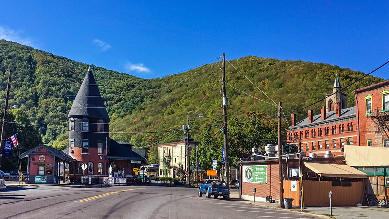 Route 209 Thru Jim Thorpe