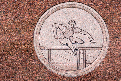 Jim Thorpe Grave Engavings Hurdles