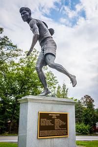 Jim Thorpe Discus Statue