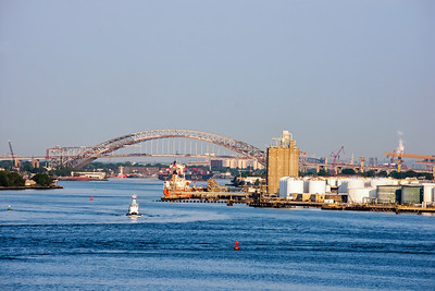 Bayonne Bridge Renovation View