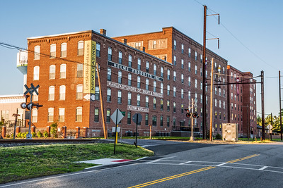 Historic Helme Products Factory