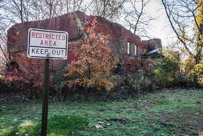 Smithville Factory Ruins