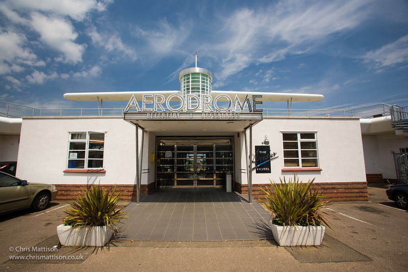 The Aviator Hotel, Sywell Aerodrome, Northampton