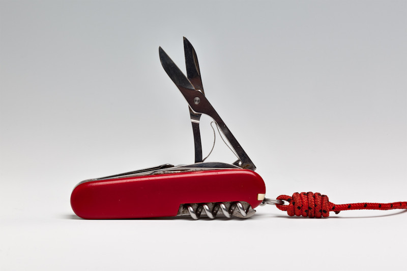 Swiss Army Knife, one of many variations.  This particular model began life in 1961 but the original appeared in 1891.
