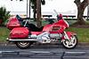 Honda Goldwing motorcycle, Cairns, Queensland