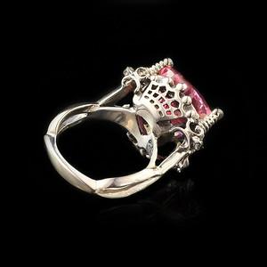Deborah Ring : Pink Stone