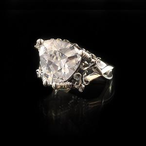 Deborah Ring : Clear Stone