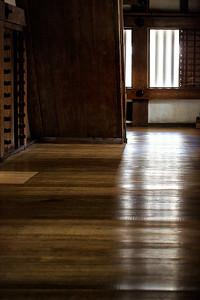 Himeji Castle Wood