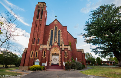 St Francis Xavier Catholic Church, Mansfield