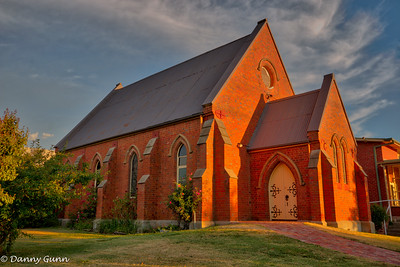 St Andrews Uniting Church, Mansfield