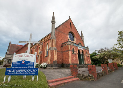 Wesley Uniting Church, Box Hill