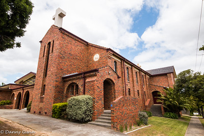St Oswald's Anglican Church, Glen Iris