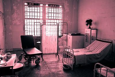 Alcatraz Hospital Recovery Room