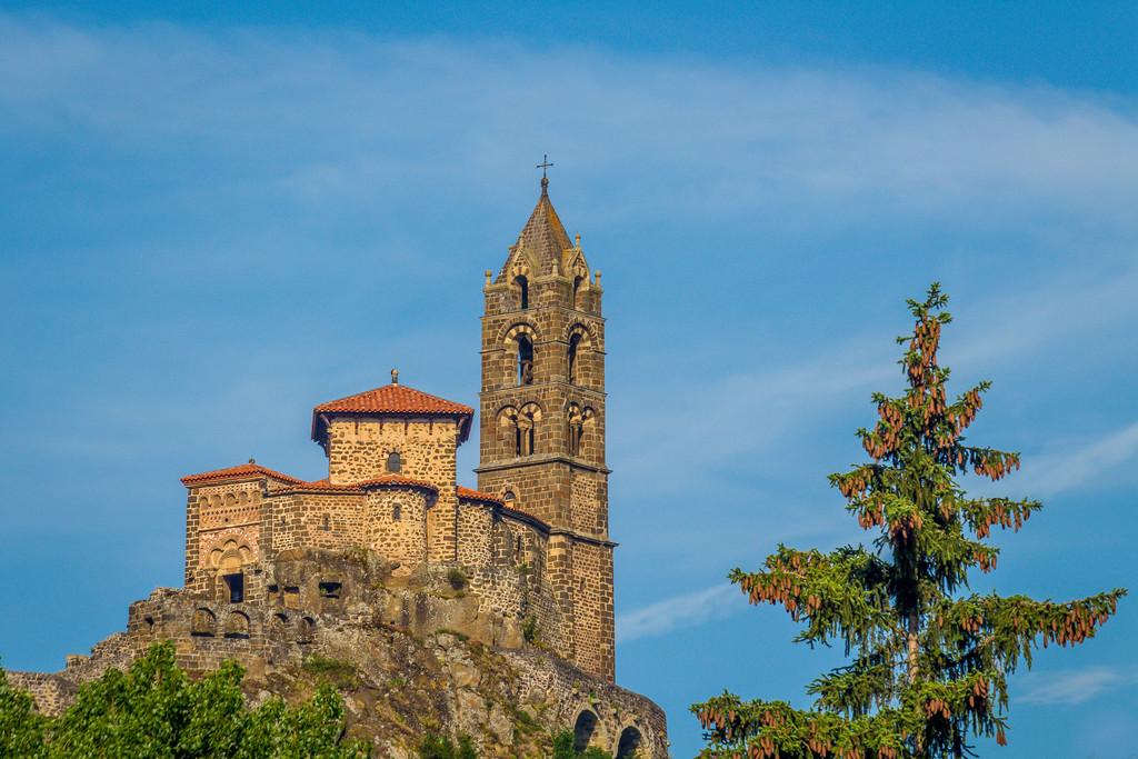 Le Puy France St. Michael's church