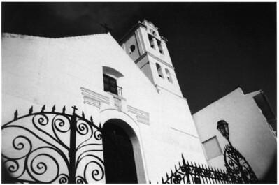 Frigiliana, Spain: Iglesia de San Antonio