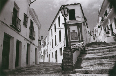 Frigiliana, Spain: Calle Real