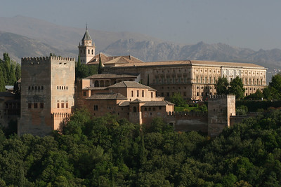 Granada, Spain: La Alhambra