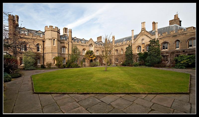 Peterhouse College, Cambridge