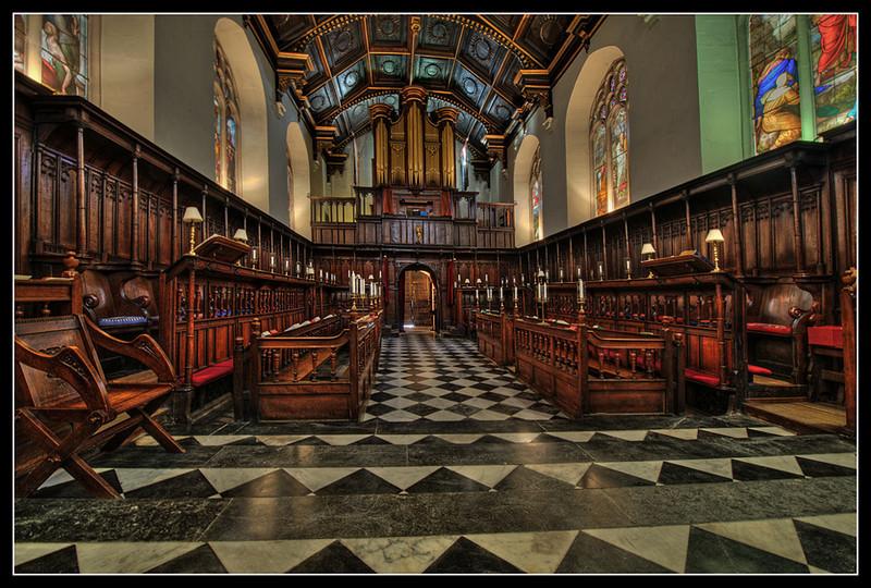 Peterhouse College Chapel, Cambridge