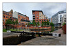 Manchester city centre - Rochdale canal