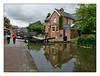 Manchester city centre - Rochdale canal Castlefield