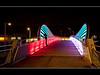 Saints Way Bridge, St Helens