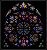 Stained Glass Window - St Vitus' Cathedral