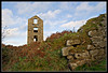 Old tin mine near Morvah, Cornwall