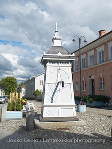 Old Rauma: Hauenguan, old well