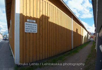 Old Rauma, Kitukrann