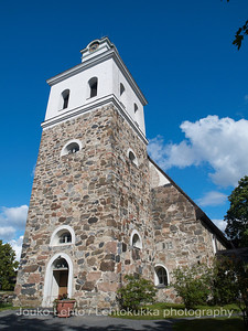 Old Rauma, Pyhän Ristin Kirkko