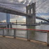 Walkway Along The East River