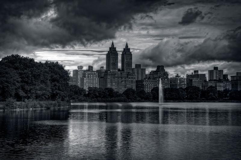 Jacqueline Kennedy Onassis Reservoir, Manhattan New York