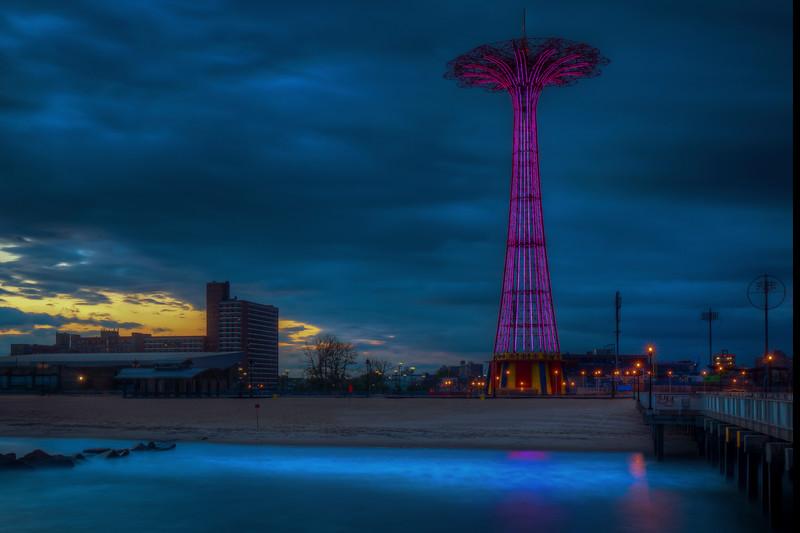 Parachute Jump, Coney Island