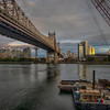 Dusk AT 59th Street Bridge