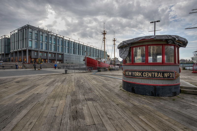 New York Central, South Street Seaport