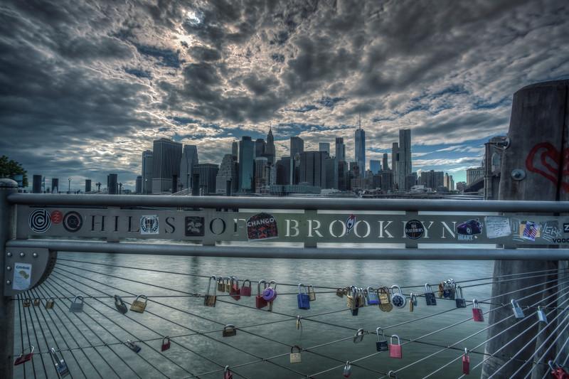 Locks Of Brooklyn