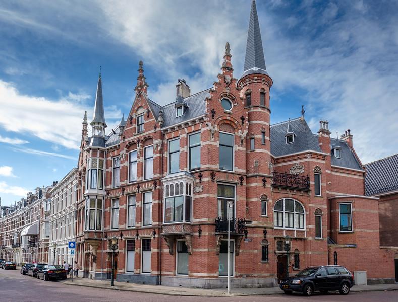 Sweelinckplein 2 & 3 / Banstraat 27 - The Hague.