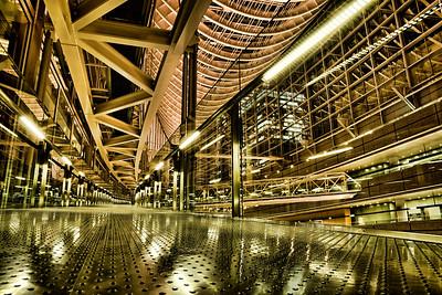 tokyo-international-forum-hdr-photo