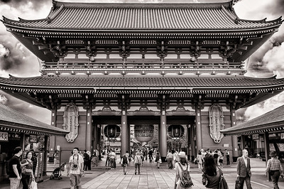 Sensoji-shrine-Asakusa-HDR