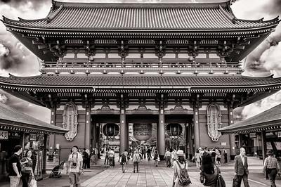 Sensoji-shrine-Asakusa-HDR
