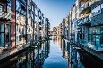 The Dutch Canal houses