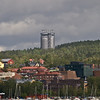 One of the Östersund landmarks