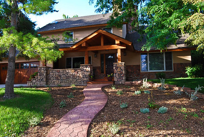 Front Walkway and Porch