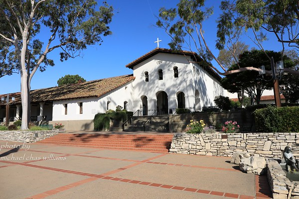 17 California Missions