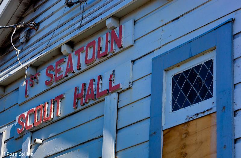1st Seatoun Scout Hall, Seatoun, Wellington, 28 April 2013