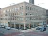 Monroe Building (NE corner of Mason and Milwaukee)