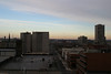 Looking north from roof of 741 N Milwaukee St